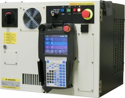 FANUC introduces the New R-30iB Plus Robot Controller