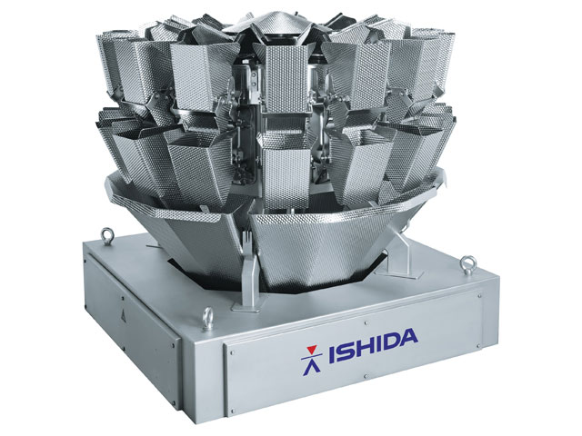 Ishida RVE Multihead Weighers Raise the Bar for Mid-range Performance