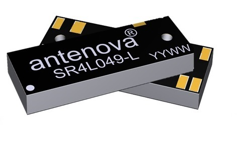 Antenova is shipping new, high performing 3G,4G/LTE Antennas for the smallest PCBs