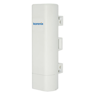 Korenix Launches New Industrial Wireless Outdoor Access Point for Stable IP Surveillance Applications