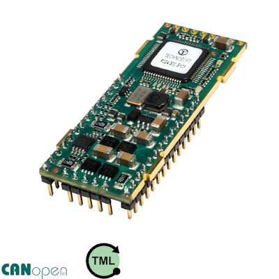 Technosoft presents the iPOS2401 Micro-Sized Motion Controller