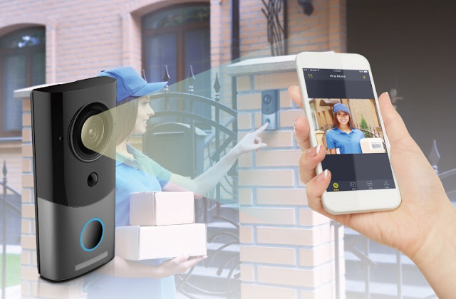 VIA Announces VPai Home Smart Doorbell Turnkey Solution