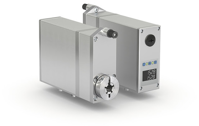 New Actuator AG24 Fieldbus/IE from SIKO