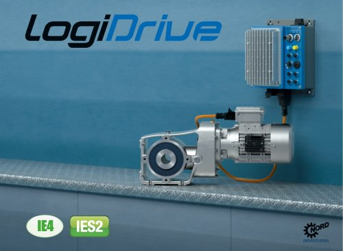 NORD DRIVESYSTEMS LogiDrive – high-efficiency, low-maintenance drives for intralogistics