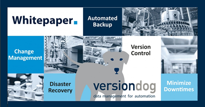 Free white paper: 7 Myths of version control & backups in automated production
