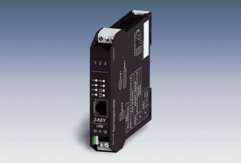 Utilcell's New Z-KEY RS-232/RS-485 to Ethernet Converter