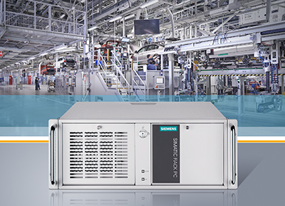 New Industrial Simatic IPC347E Rack PC from Siemens for the low price segment