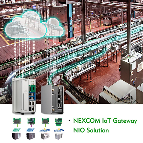 NEXCOM and Hilscher Collaborate to Create A Seamless Connection between PLCs and the Cloud