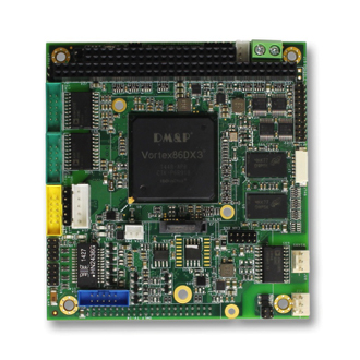 ICOP Technology introduces DM&P Vortex86 CPU based PC/104 SBC with EtherCAT support
