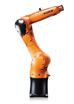 The KUKA KR AGILUS small robot wins one of the most important design prizes