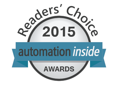 Welcome to the Automation Inside Awards 2015