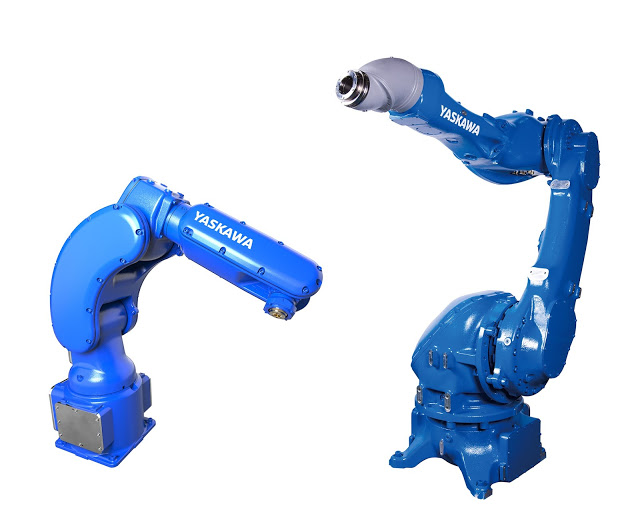 Yaskawa Motoman Expands Painting and Dispensing Robot Line with the MPX1150 and MPX2600