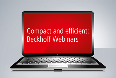 Beckhoff's New Webinar - Efficient engineering with TwinCAT and EPLAN P8