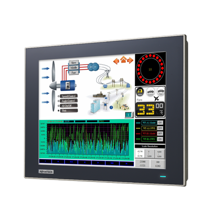 Advantech Introduces a New range of Web Operator Panels with Level 4 ESD Protection