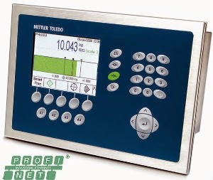 METTLER TOLEDO Introduces PROFINET IO® Interface Option for Popular Weighing Terminal