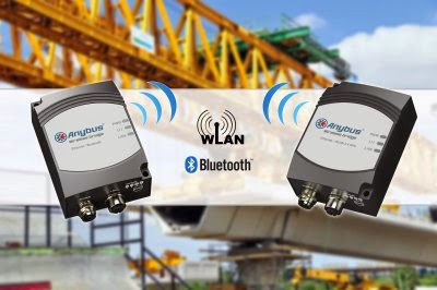 Connecting Devices Wirelessly with Anybus Wireless Bridge from HMS Industrial Networks