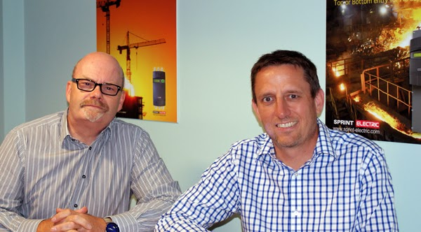 New joint managing directors at Sprint Electric