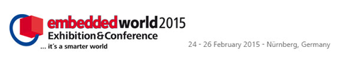 Embedded World Germany 2015