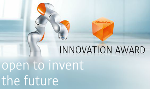 Kickoff for KUKA Innovation Award 2015