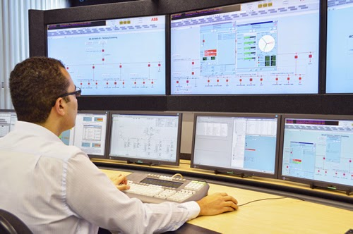 ABB launches powerful electrical control system for mines of the future